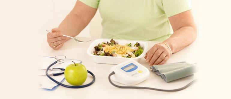 Как похудеть при сахарном диабете, здоровое питание