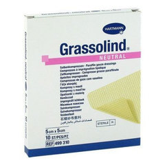 Повязка мазевая без фармпрепаратов GRASSOLIND neutral