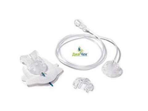 Набор инфузионный Акку-Чек Тендер Линк  13/60  (длина иглы 13 мм, длина катетера 60 см)