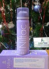 Очиститель для кожи КонваТек Нилтак (ConvaTec Niltac), спрей 50 мл