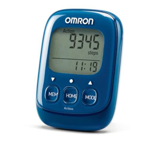 Шагомер электронный OMRON HJ-325 (синий)
