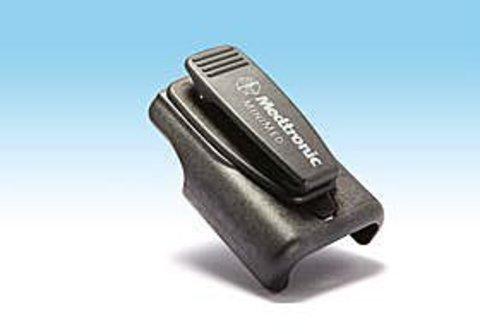 Пластиковый футляр для помпы с клипсой ММТ-612