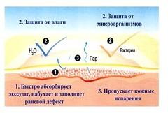 Suprasorb P Супрасорб П полиуретановая губчатая повязка