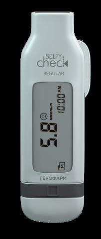 Селфи чек регуляр глюкометр