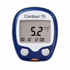 Глюкометр контур тс без кодирования