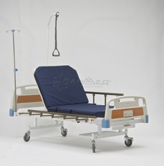 Кровать функциональная механическая Armed с принадлежностями RS105-B