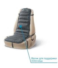 Матрас ортопедический TRELAX Люкс на автомобильное сиденье 50/110