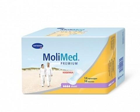 Прокладки урологические для женщин MoliMed Premium maxi, 14 шт