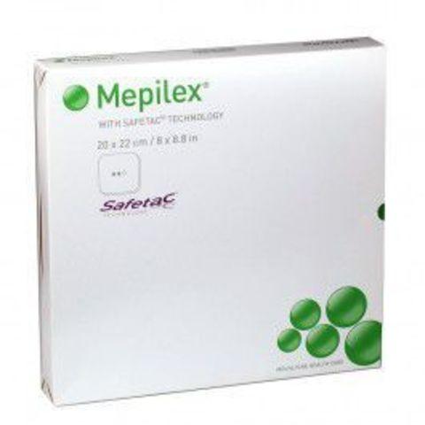 Губчатая повязка Мепилекс  (Mepilex® )