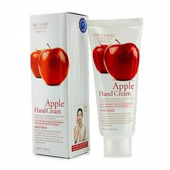 Витаминный крем для рук 3W Clinic Apple Hand Cream с экстрактом яблока, 100 мл